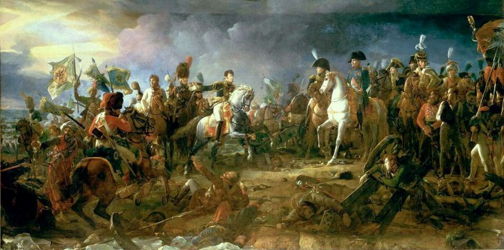 Austerlitz Napoleon - Gerard